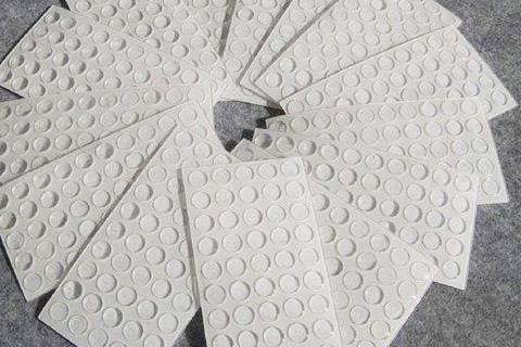 透明防滑硅胶垫
