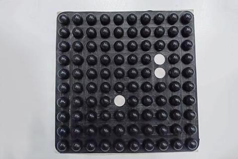 橡胶弹簧减震垫