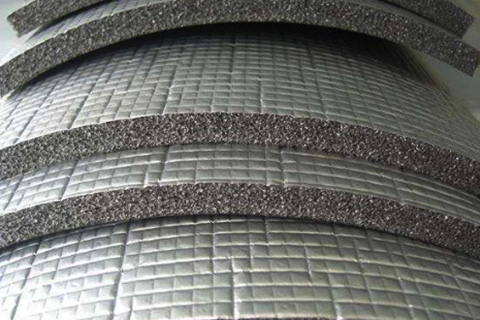 铝膜泡棉垫